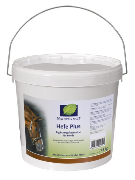 Nature´s Best Hefe Plus