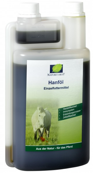 Nature`s Best Hanföl