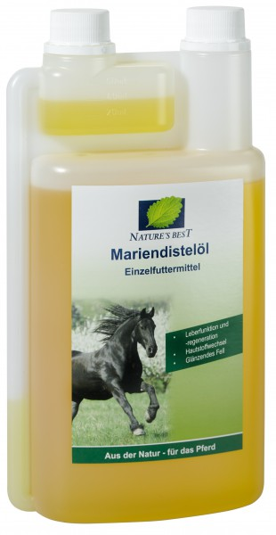 Nature`s Best Mariendistelöl